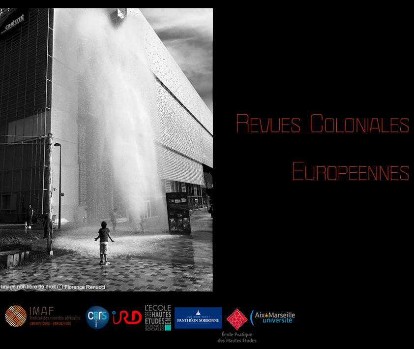 Revues Coloniales Européennes